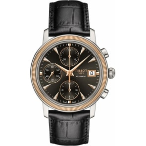 Tissot Bridgeport Automatic Chronograph Diamonds