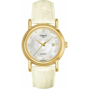Tissot Carson Automatic Lady Diamonds