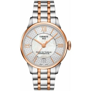 Tissot Chemin des Tourelles Powermatic 80 Helvetia Swiss Edition Lady