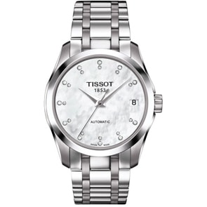 Tissot Couturier Automatic Lady Diamonds