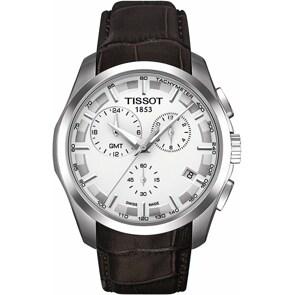 Tissot Couturier Quartz Chronograph GMT