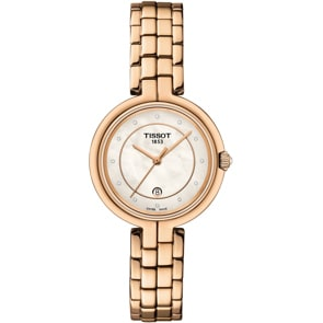 Tissot Flamingo Diamonds Rosé