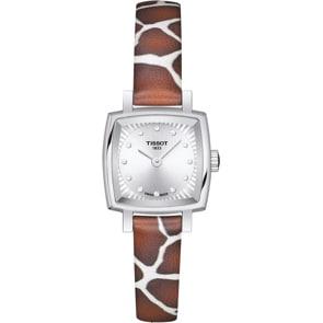 Tissot Lovely Square Diamonds
