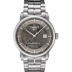 Tissot Luxury Automatic Jungfraubahn Special Edition
