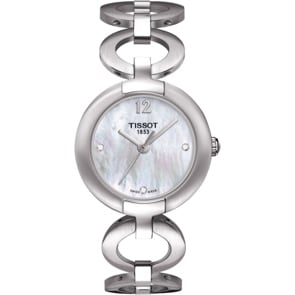Tissot Pinky Diamonds