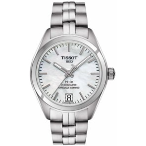 Tissot PR 100 Automatic COSC Chronometer Lady