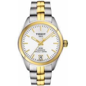 Tissot PR 100 Automatic COSC Chronometer Lady