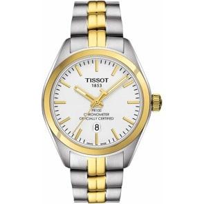 Tissot PR 100 Quartz COSC Chronometer