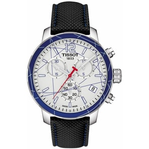 Tissot Quickster Chrono Ice Hockey 2015 Special Edition