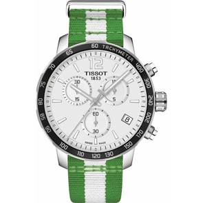 Tissot Quickster NBA Boston Celtics