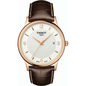 Tissot Rose Dream Quartz