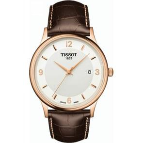 Tissot Rose Dream Quartz Gold & Steel