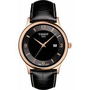 Tissot Rose Dream Quartz Gold & Steel