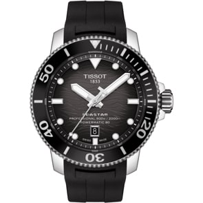 Tissot Seastar 2000 Professional Powermatic 80 Grau