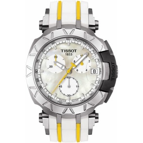 Tissot T-Race Quartz Chronograph Le Tour De France 2016 Special Edition