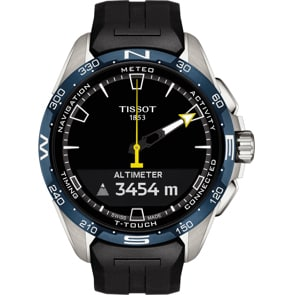 Tissot T-Touch Connect Solar Smartwatch Jungfraubahn Special Edition