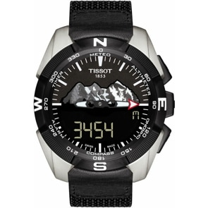 Tissot T-Touch Expert Solar Jungfraubahn Special Edition