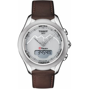 Tissot T-Touch Lady Solar Jungfraubahn Special Edition