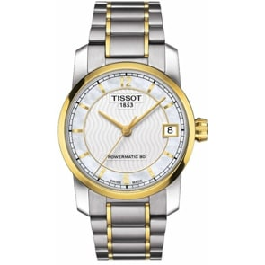Tissot Titanium Automatic Powermatic 80 Lady