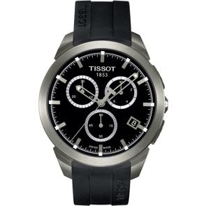 Tissot Titanium Chronograph