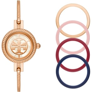 Tory Burch The Reva Top-Ring Set