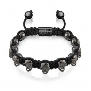 Twelve Thirteen Skull Black Treasure M