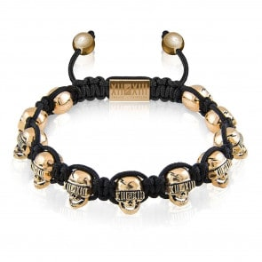 Twelve Thirteen Skull Golden Treasure M
