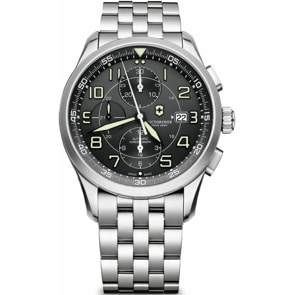 Victorinox Swiss Army Airboss Mechanical Chronograph