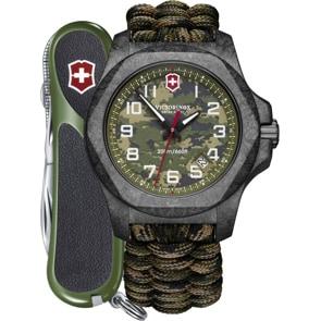 Victorinox Swiss Army I.N.O.X. Carbon Limited Edition Set