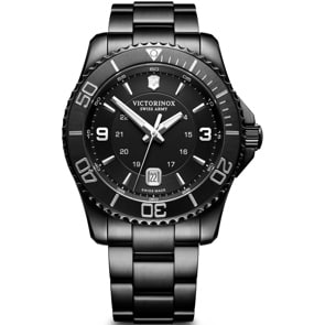 Victorinox Swiss Army Maverick Large Black Edition