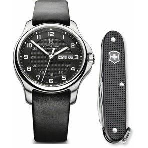Victorinox Swiss Army Officer's Day Date Set