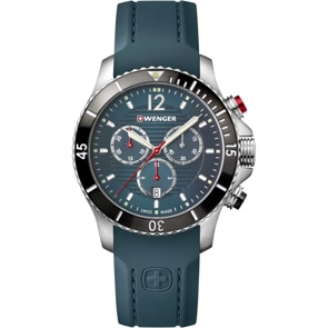 Wenger Seaforce Chrono Diver Petrol Ø 43mm