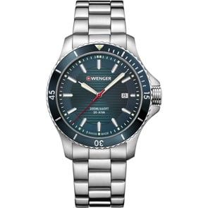 Wenger Seaforce Diver Blau Ø 43mm