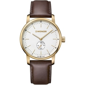 Wenger Urban Classic Petite Seconde Gold Ø 42mm