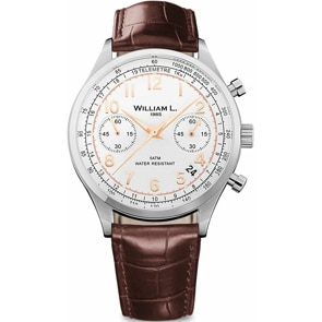 William L. 1985 Vintage Style Chronograph