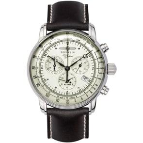 Zeppelin 100 Jahre Alarm Chronograph