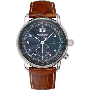 Zeppelin LZ126 Los Angeles Dual Time