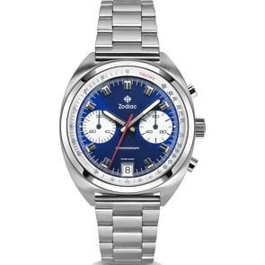 Zodiac Grandrally Chrono Quartz