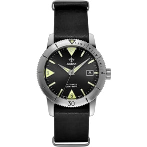 Zodiac Super Sea Wolf 53 Skin Automatic