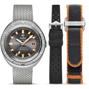 Zodiac Super Sea Wolf 68 Limited Edition 50th Anniversary Watch Set