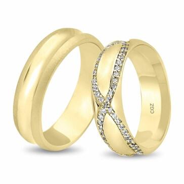 14 Karat / 585 Gelbgold
