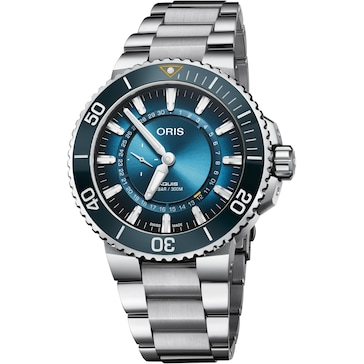 Oris Aquis Great Barrier Reef Limited Edition III
