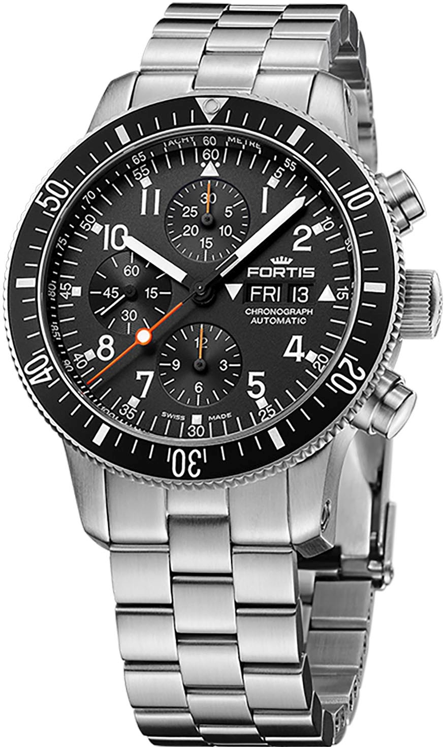Fortis Official Cosmonauts Chronographe