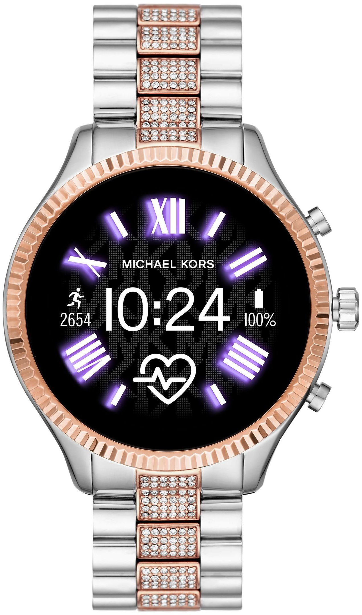 Michael Kors Access Lexington 2 Bicolore 5.0 Smartwatch HR