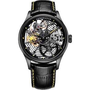 Aerowatch Renaissance Spider Skeleton Noir / Jaune