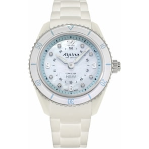 Alpina Comtesse Horological Smartwatch Diamonds
