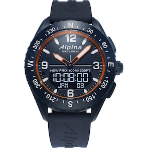 Alpina Horological Smartwatch AlpinerX