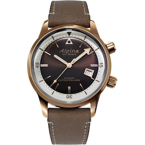Alpina Seastrong Diver 300 Heritage