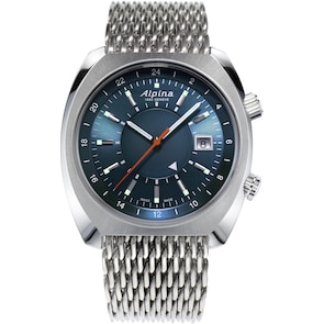 Alpina Startimer Pilot Heritage Automatic GMT