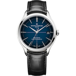 Baume et Mercier Clifton Baumatic 10467 Automatique COSC Ø 40mm